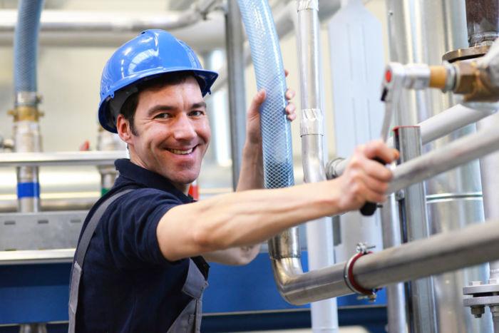 Anlagenmechaniker - GRUBER Holding, Sauerlach