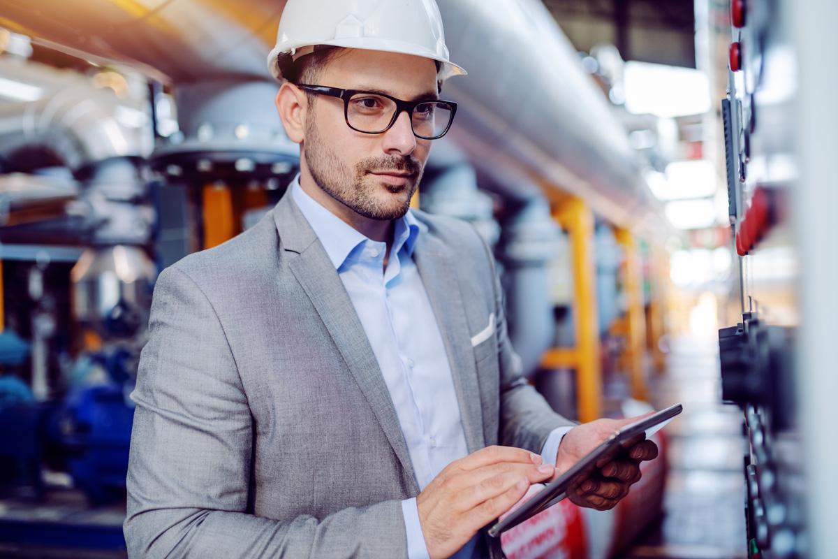 Ingenieur Anlagenbau - GRUBER GmbH