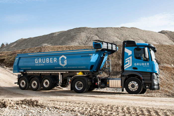 LKW Gruber Holding, Sauerlach