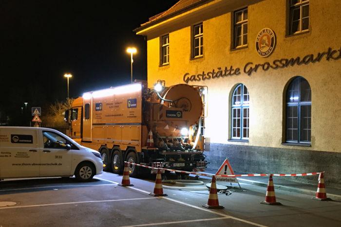 Kanalsanierung - Thorn, GRUBER Holding, Sauerlach